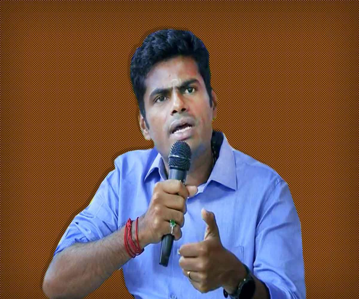 You'll see BJP's reach this election: Tamil Nadu BJP Vice President Annamalai to TNM