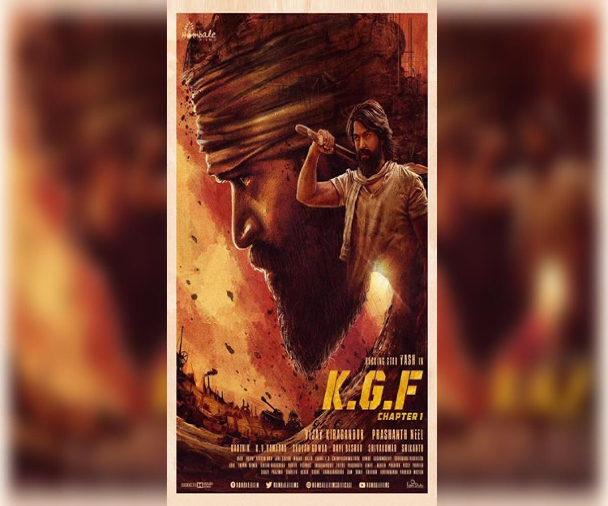 Shooting Plans For Yash S Kgf Chapter 2 Revealed The News Minute