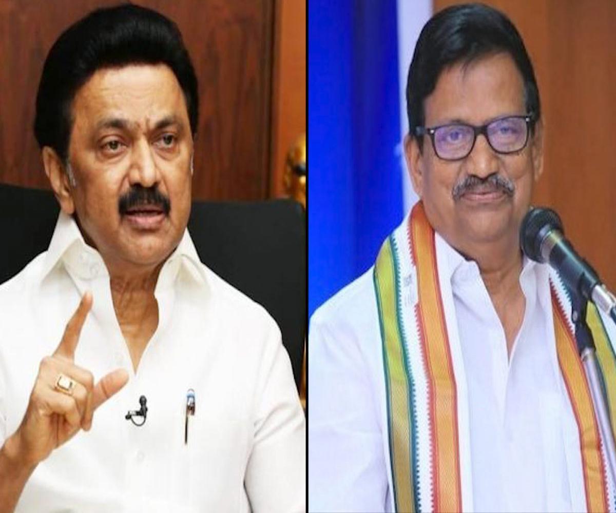 It's Congress vs BJP in five constituencies in Tamil Nadu