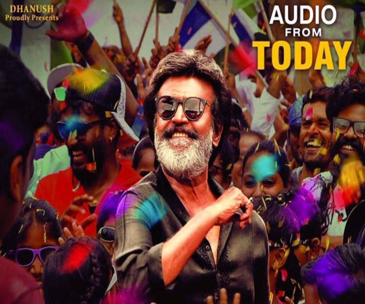 Kaala' audio launched: In typical Pa Ranjith style, the album packs
