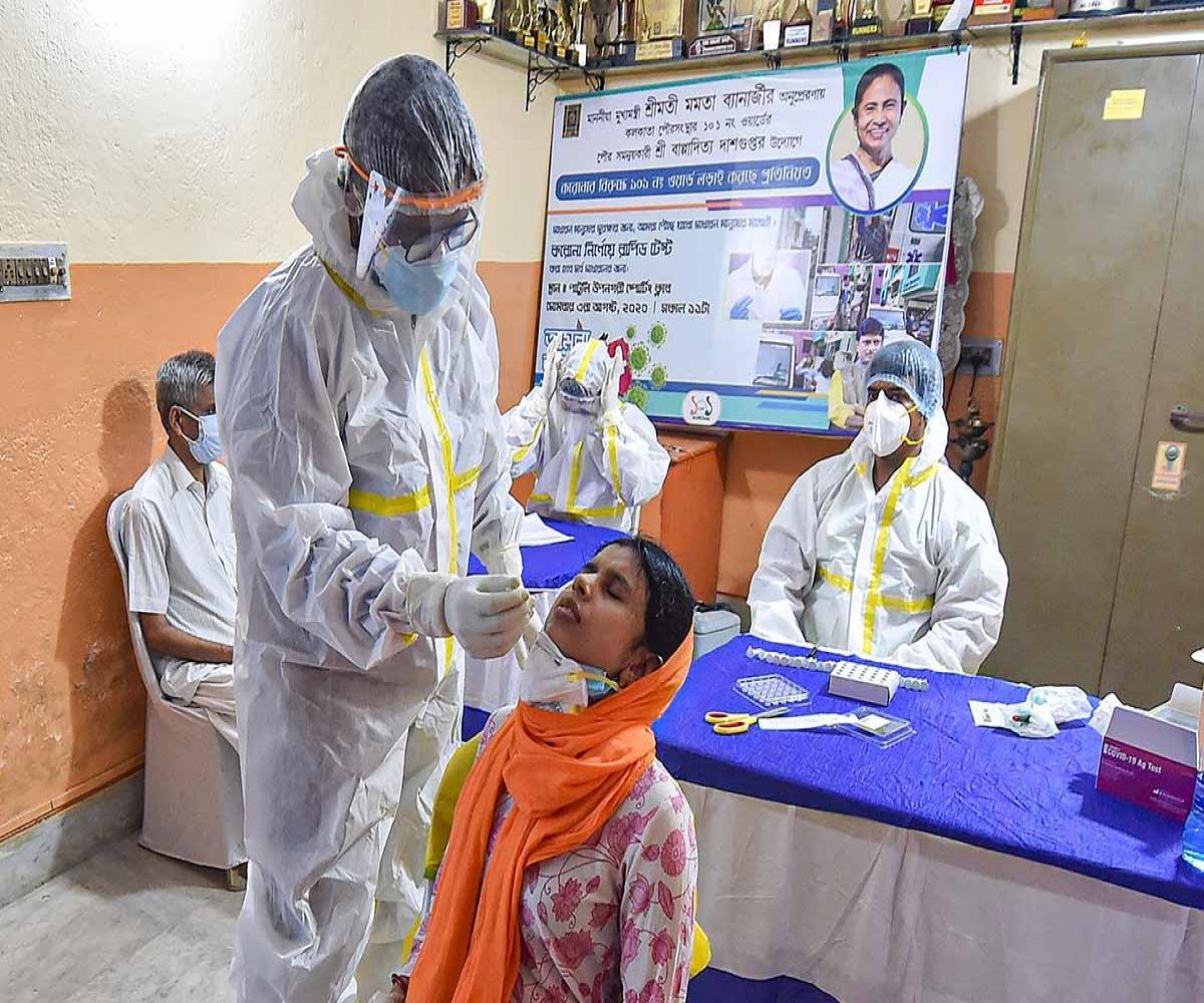 Random COVID-19 tests to be conducted at Delhi airport