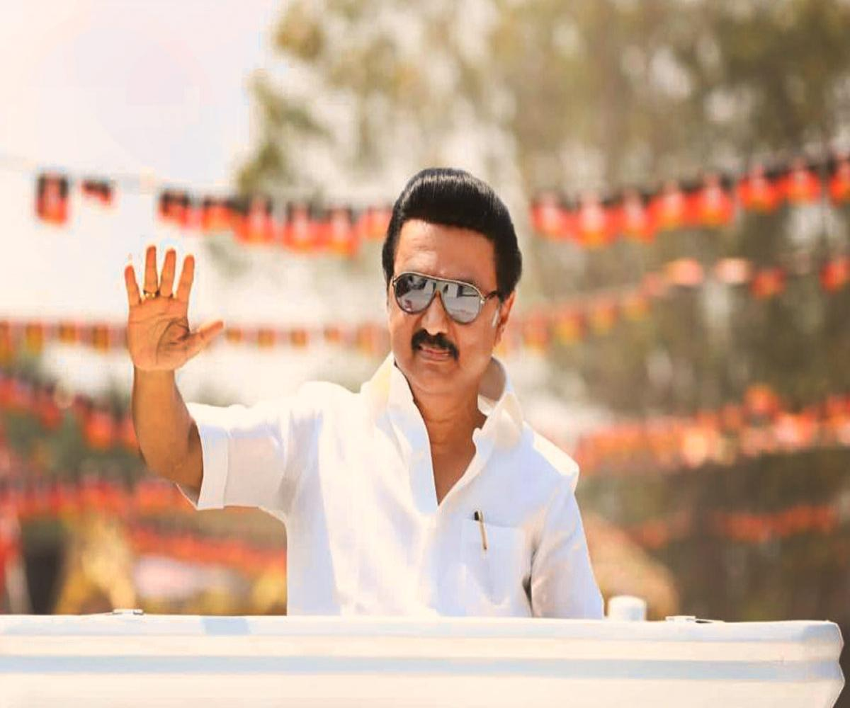 I'm a Tamil Nadu soldier fighting BJP's fascism & AIADMK's corruption: MK Stalin to TNM