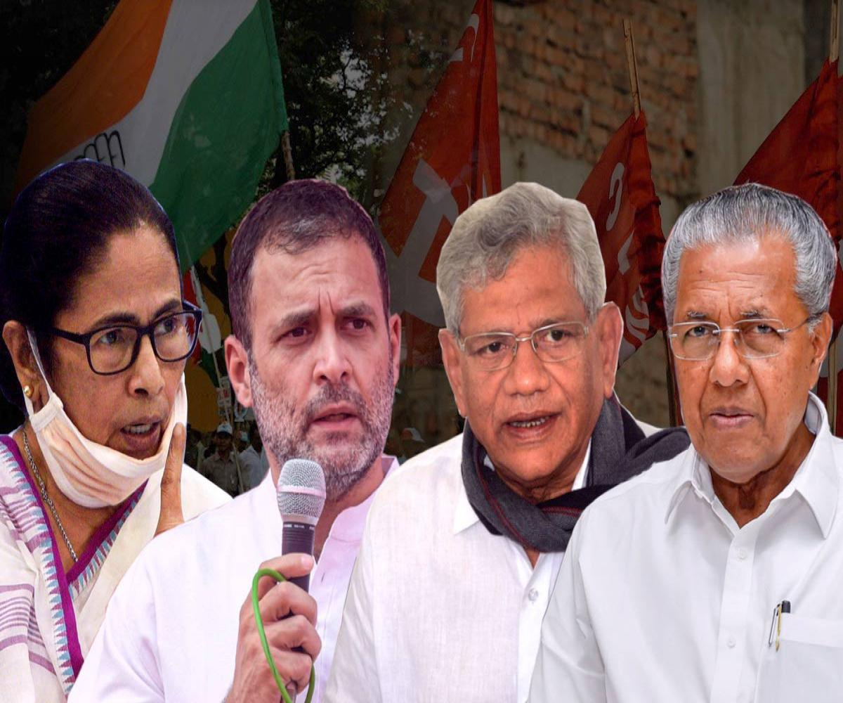 Rivals in Kerala, allies in WB: Why Congress and CPI(M) are uneasy frenemies