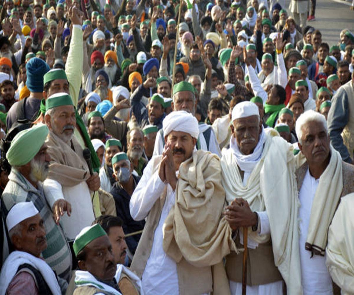 R-Day violence in Delhi was govt plan, alleges farmer union president Naresh Tikait