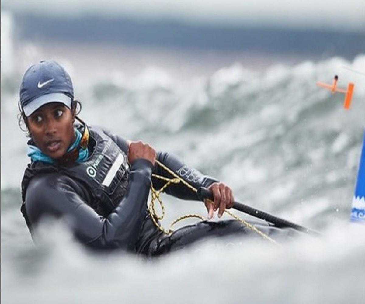 Nethra Kumanan becomes 1st Indian woman sailor to qualify for Tokyo Olympics