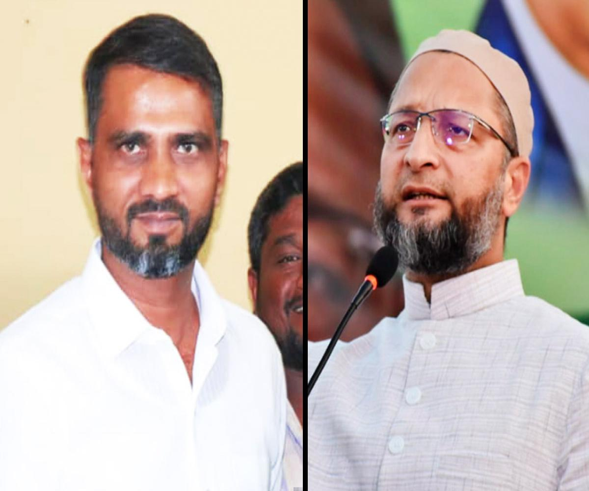 AIMIM Tamil Nadu unit wants to contest in 20 seats, submits list to Owaisi
