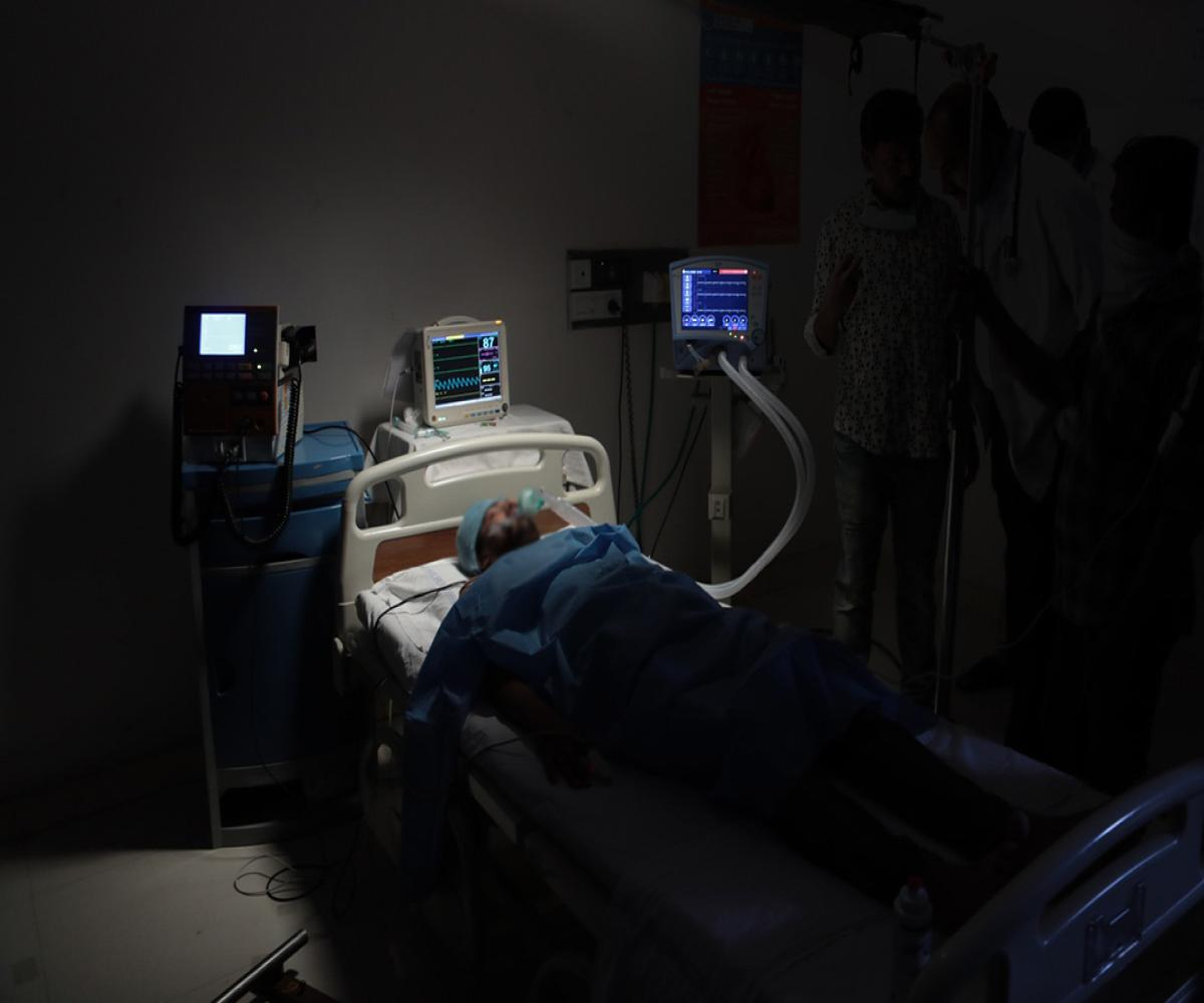 Chennai is running out of ICU beds for COVID-19 as demand spikes