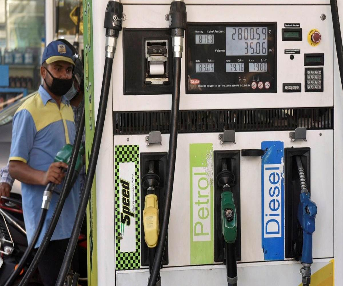 After elections, petrol price increased by 15 paise and diesel by 18 paise