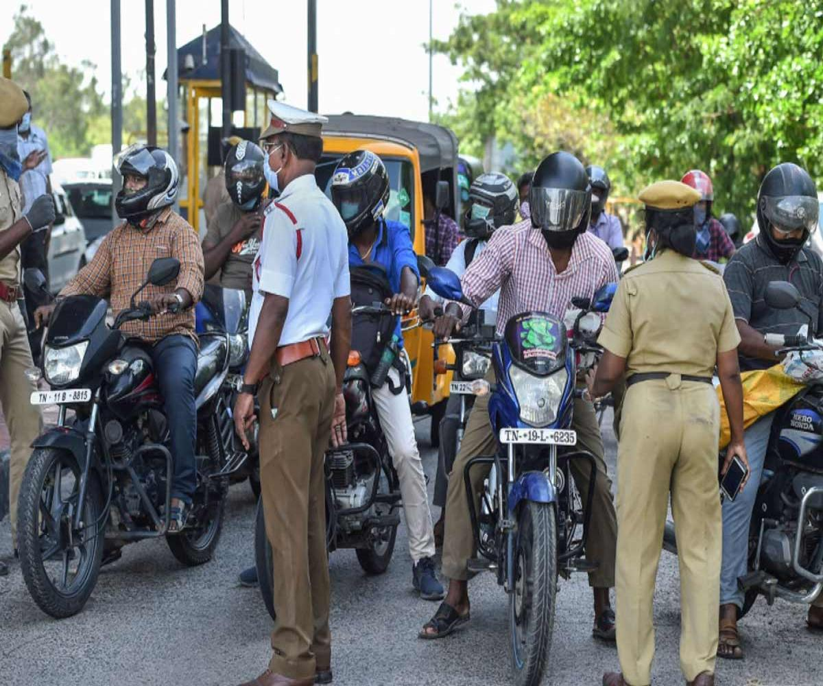 TN police collect Rs 25.9 lakh fine from those violating COVID-19 norms