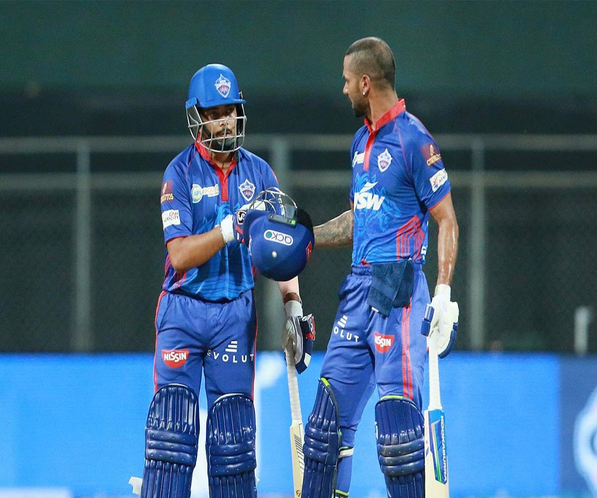 Shikhar Dhawan, Prithvi Shaw propel DC to seven-wicket win over CSK