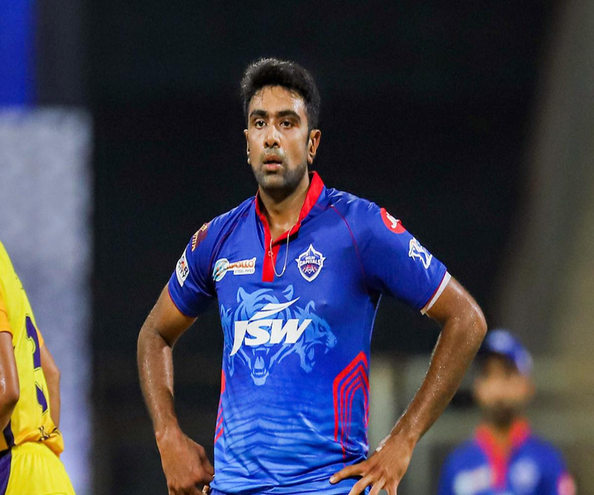 Ravichandran Ashwin to take break from IPL as family battles COVID-19
