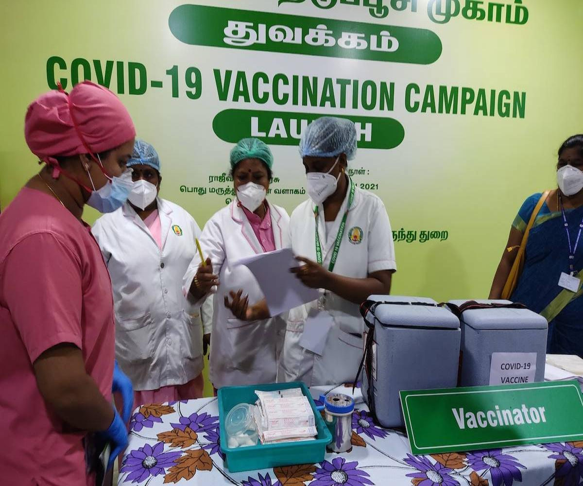 TN guidelines for COVID vaccination, won't disclose type of vaccine at time of appointment
