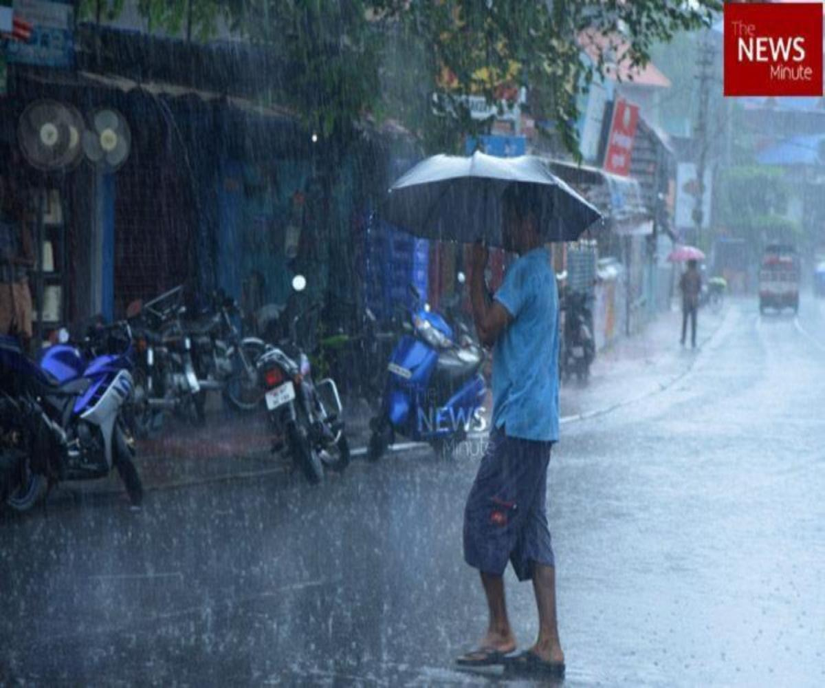 Chennai to see rains over next two days, parts of TN to witness thunderstorms