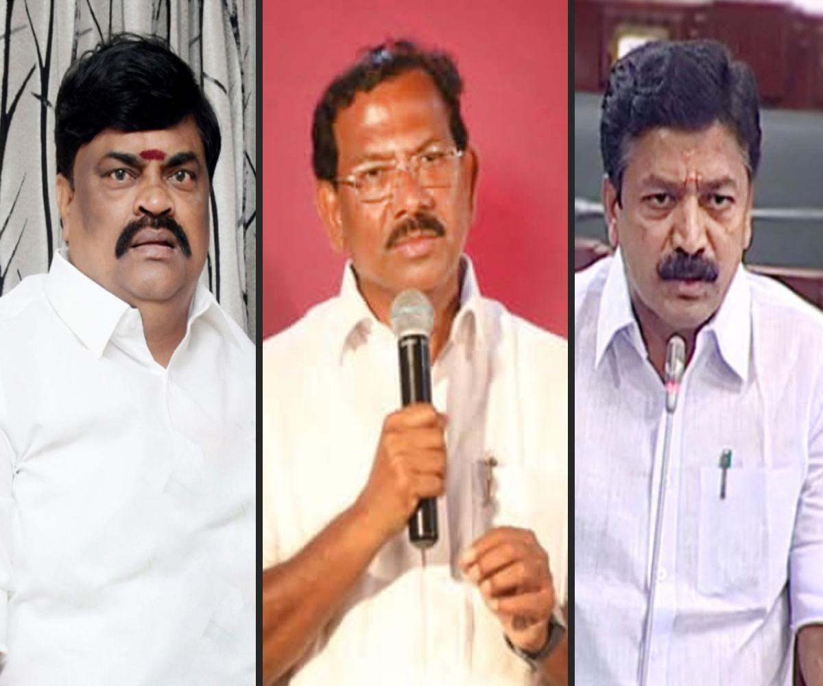 Mafoi Pandiarajan to CV Shanmugam: 10 AIADMK ministers who faced defeat on May 2