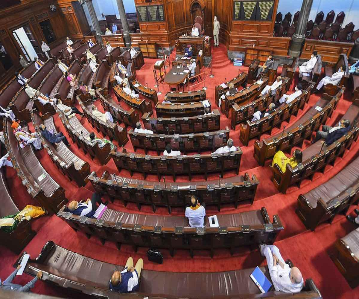 Opposition uproar in Rajya Sabha over rising fuel prices