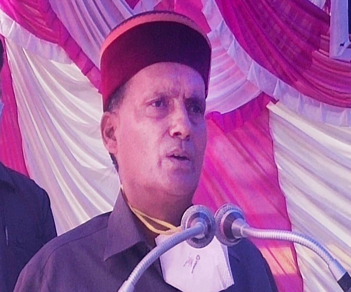 Himachal BJP MP Ram Swaroop Sharma found dead, suicide suspected