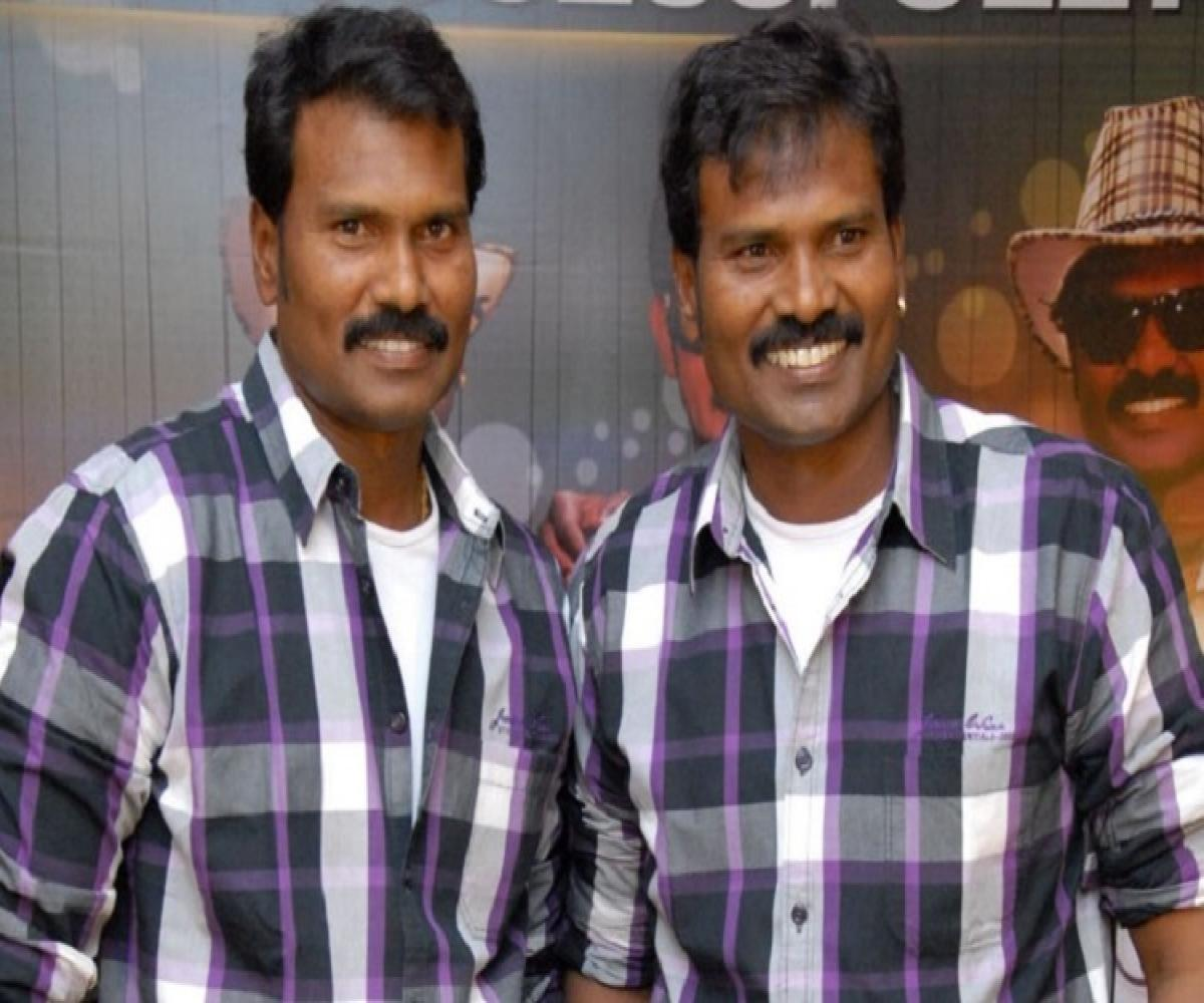 Stunt choreographers Ram-Lakshman brothers on board 'Thalapathy 62' | The  News Minute
