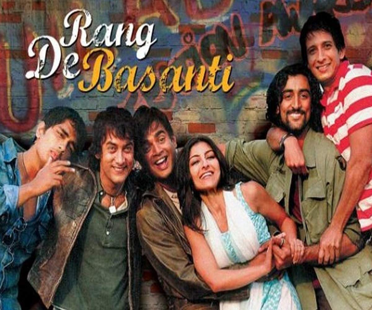 Personal is political: Why 'Rang De Basanti' continues to remain relevant  today | The News Minute