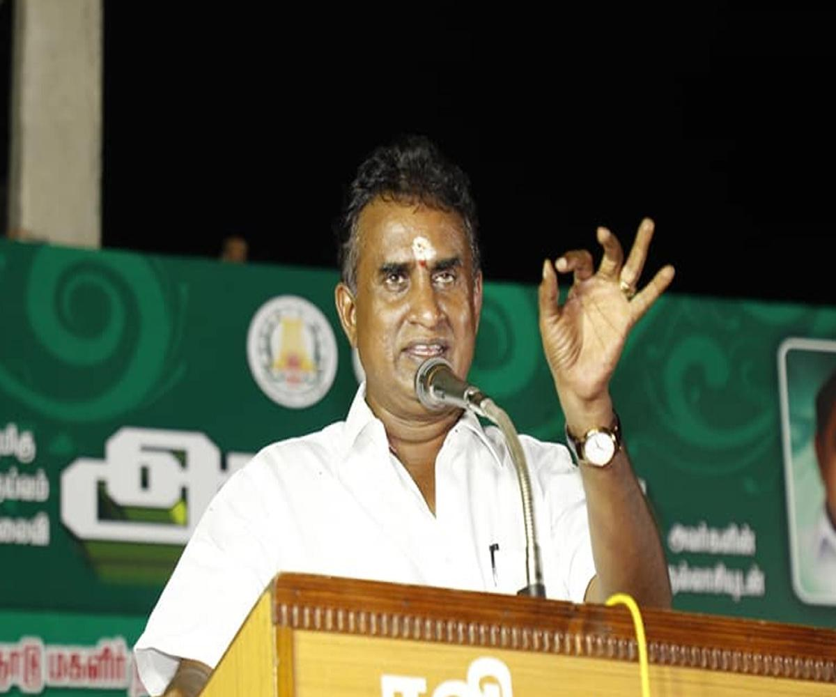 TN Minister and AIADMK strongman SP Velumani retains Thondamuthur
