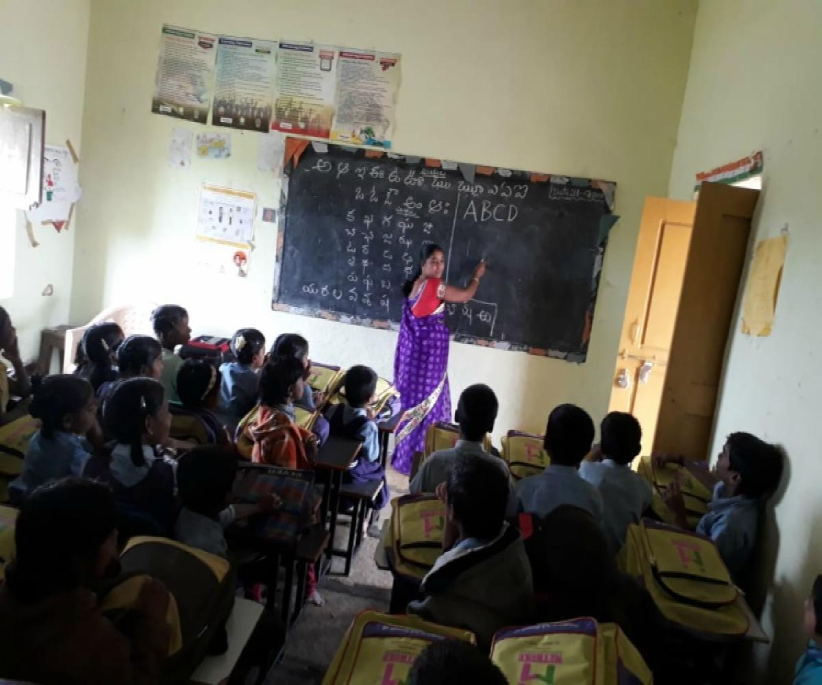 Sarpanch turns teacher after govt transfers all teaching staff of