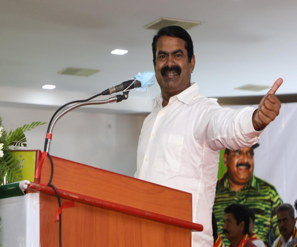 Seeman's Naam Tamilar Katchi likely to contest all 234 seats in TN