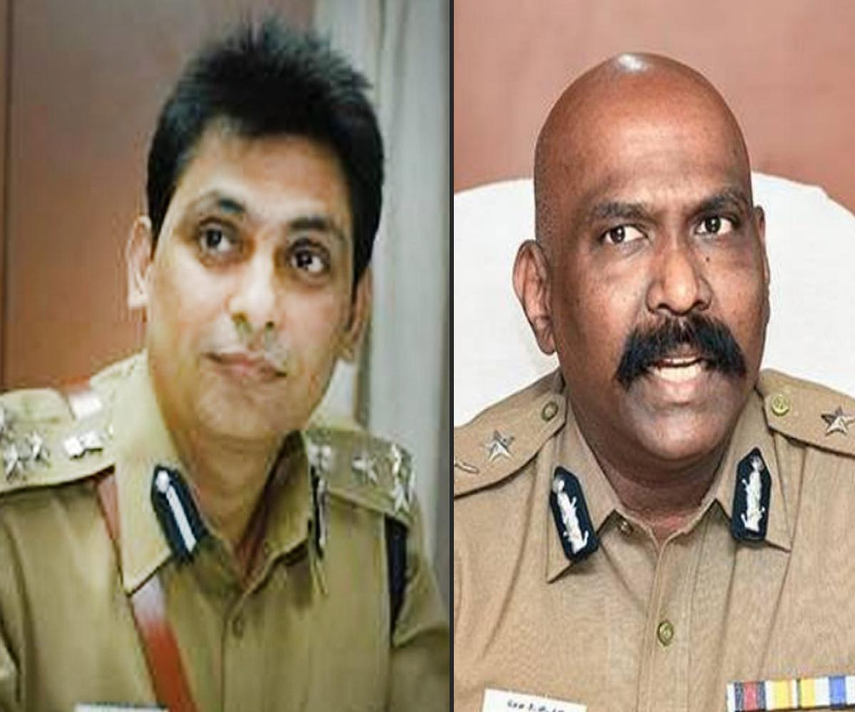 Shankar Jiwal is new Chennai Police Commissioner and Davidson intel chief