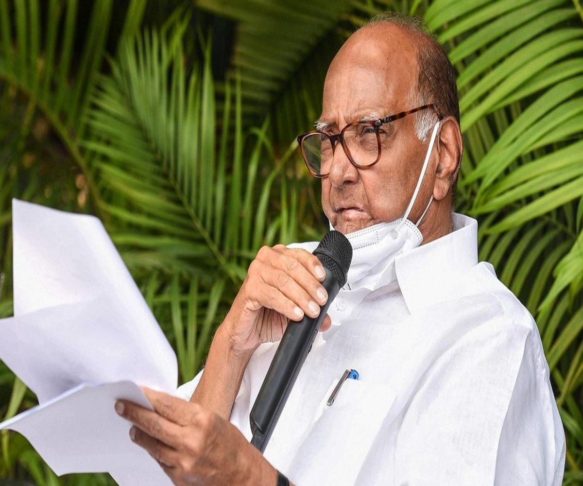 NCP chief Sharad Pawar to undergo surgery for gallbladder issue
