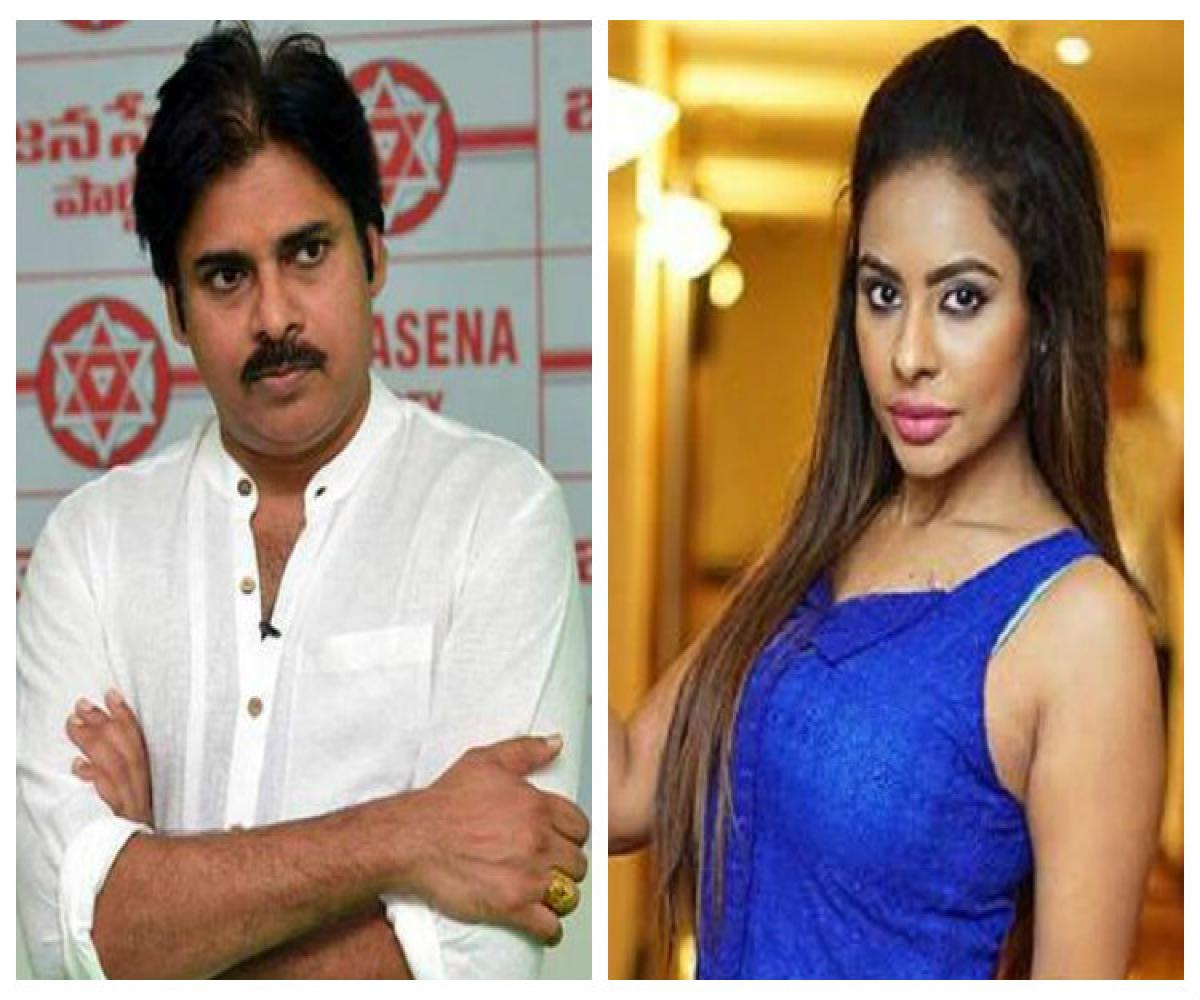 How Sri Reddy's revolt has become a Kamma-Kapu battle with Pawan