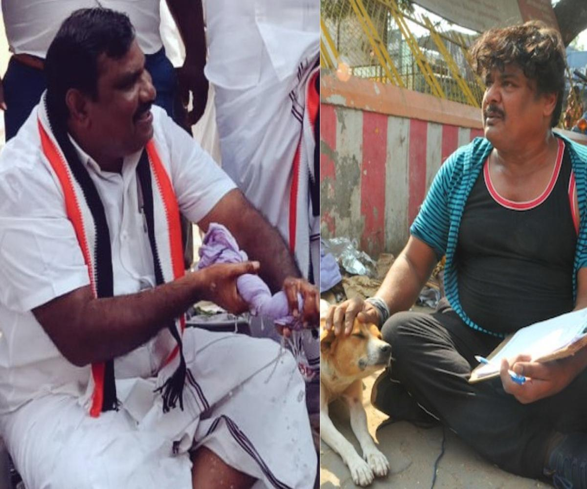 Washing clothes to begging: Tamil Nadu candidates' out-of-the-box ideas to get votes