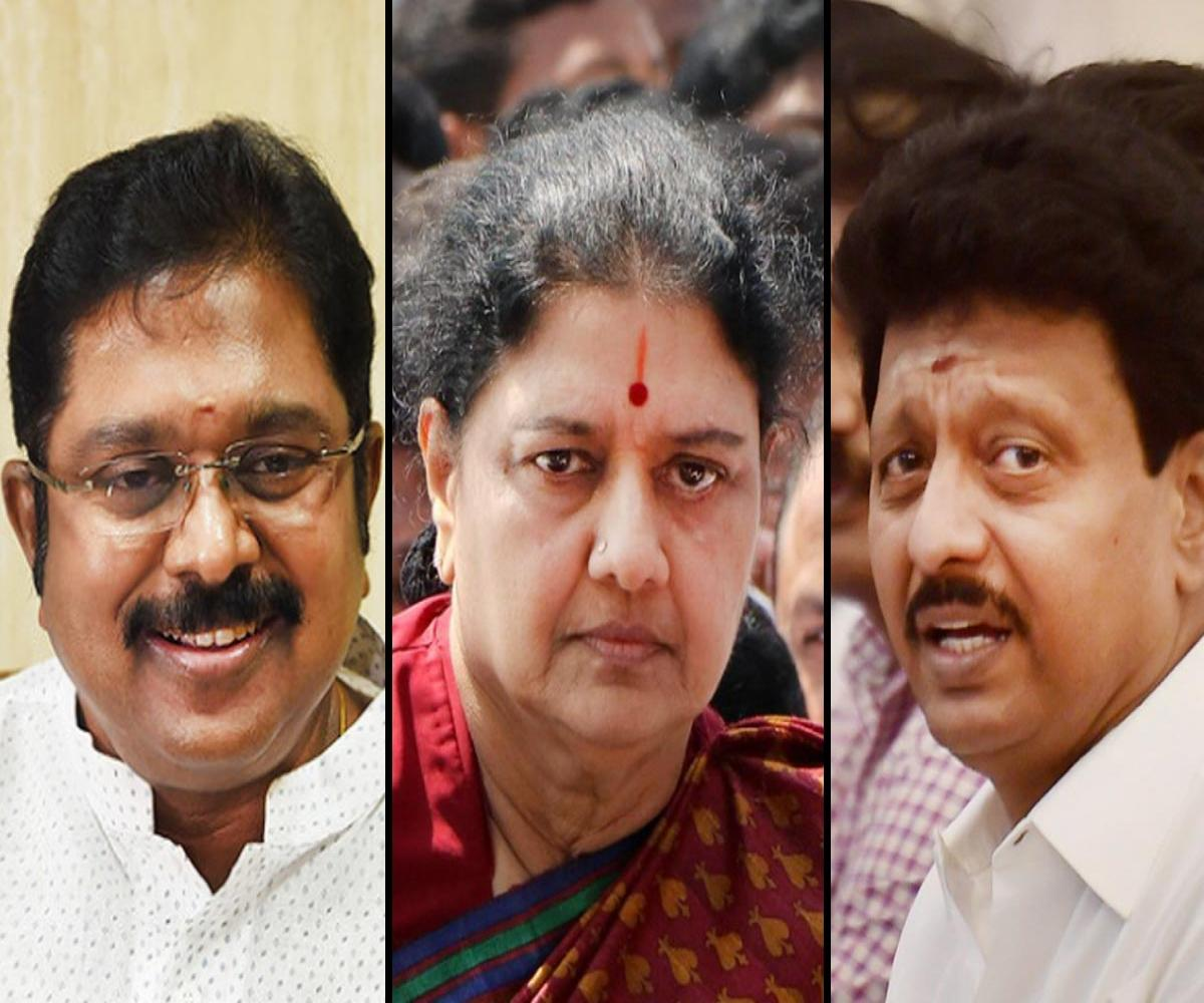Sasikala stepped aside from politics because of Dhinakaran, alleges brother Dhivakaran