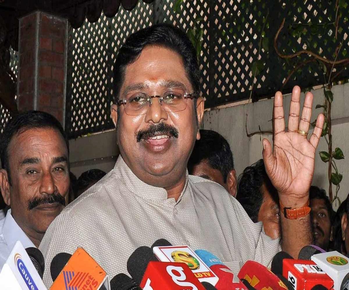 TTV Dhinakaran loses in Kovilpatti by a margin of 12241 votes