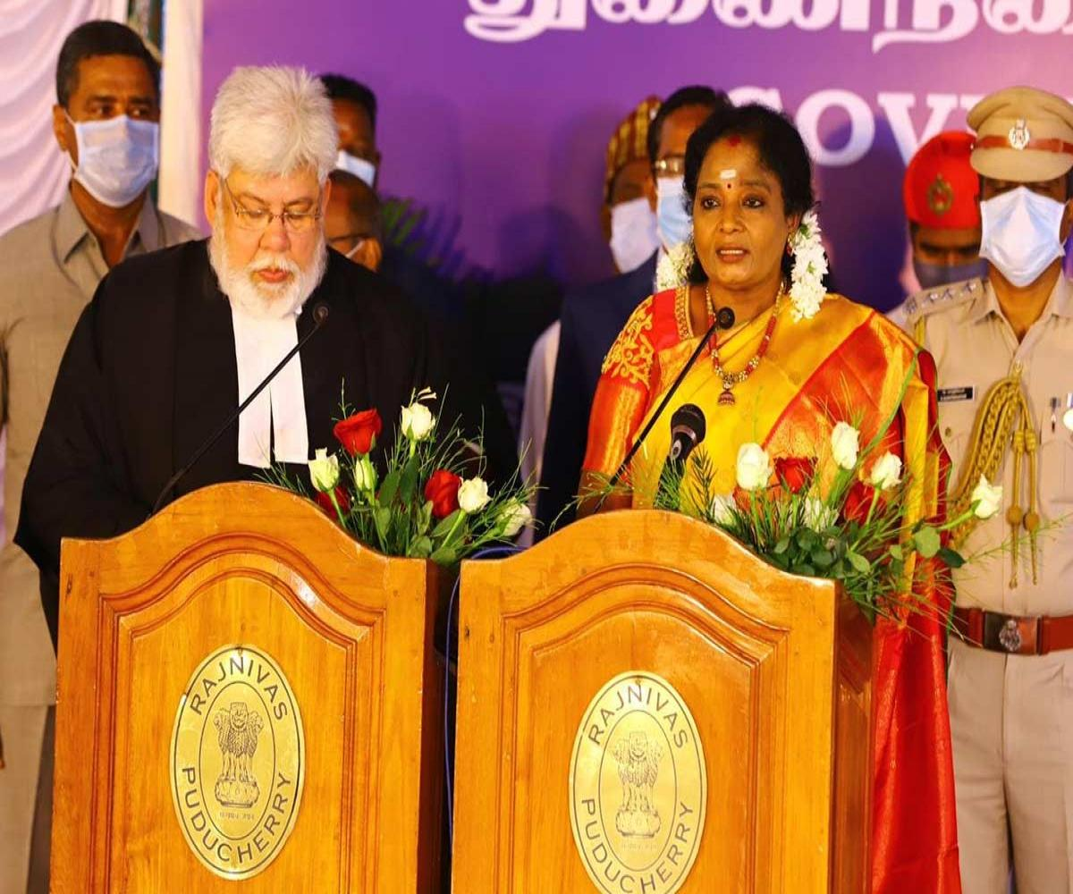 Union government agrees to suspend Puducherry assembly based on LG's advice
