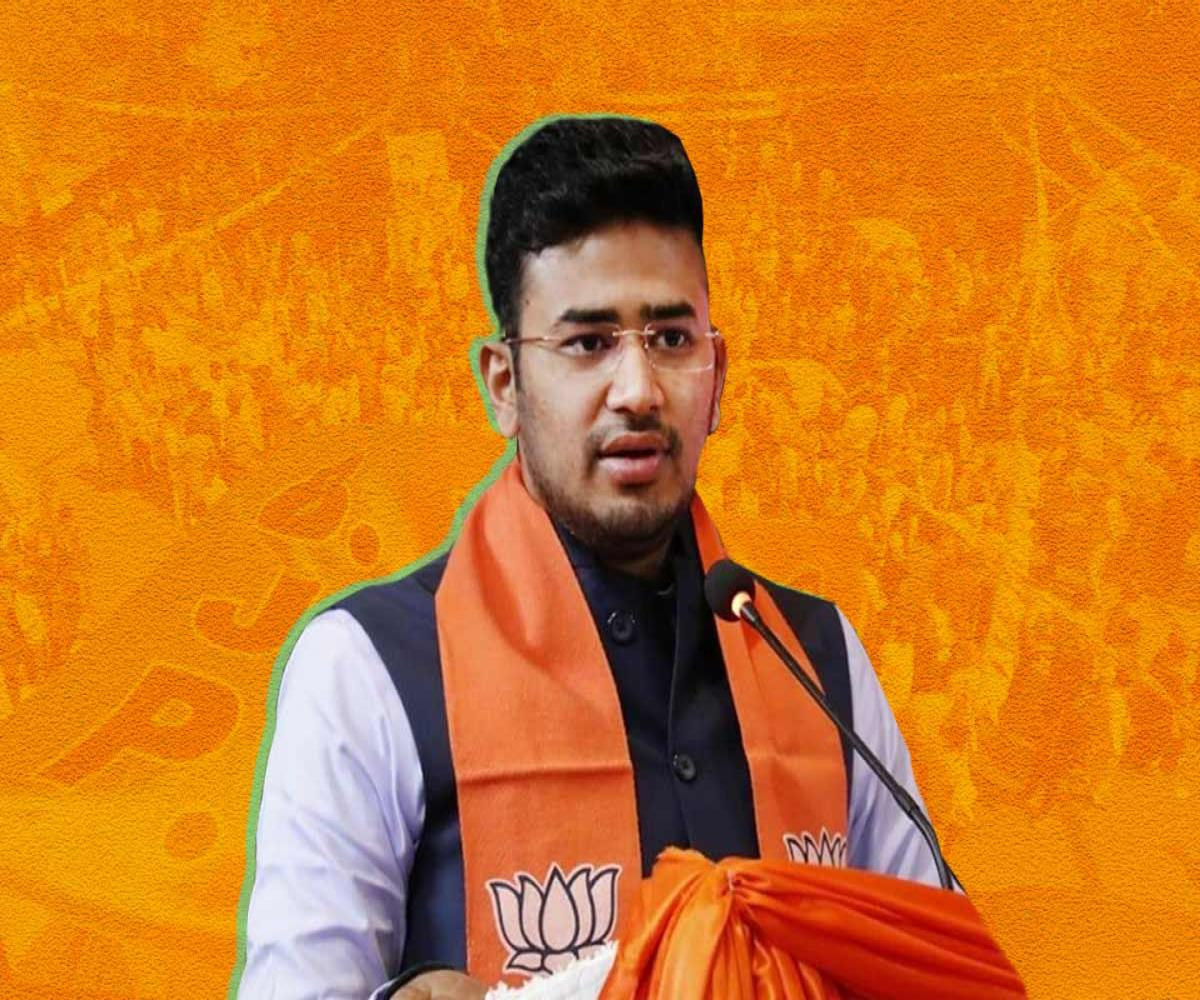 BJP's rising star: Why Tejasvi Surya's brand of bigotry works for them