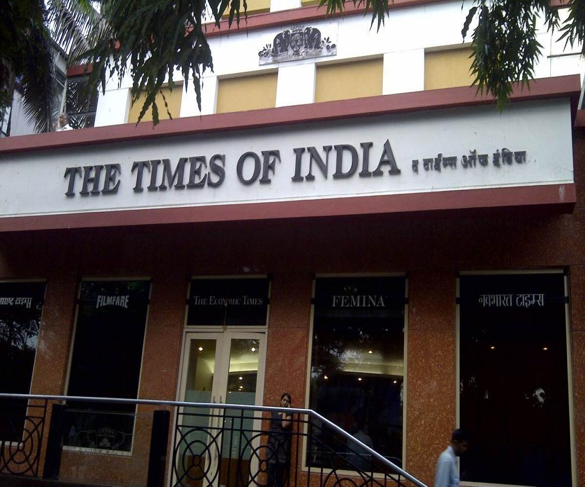 Times of India lays off many journalists in Kerala, TN and other states, cites losses