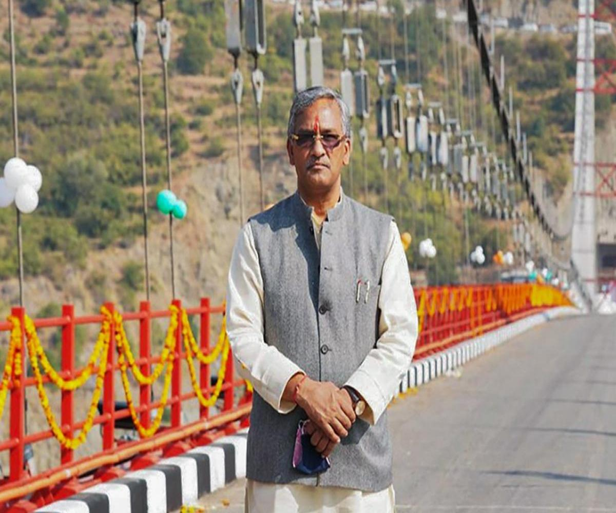 Trivendra Singh Rawat resigns as Uttarakhand Chief Minister