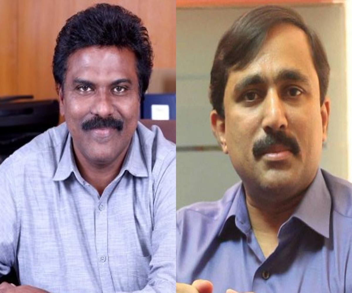 Former IAS Santosh Babu, V Ponraj in MNM's first list of TN polls candidate list
