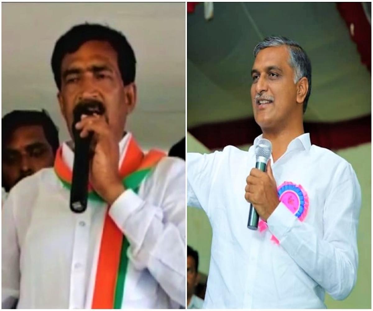 Harish Rao called and asked me to defeat KCR': Gajwel Congress