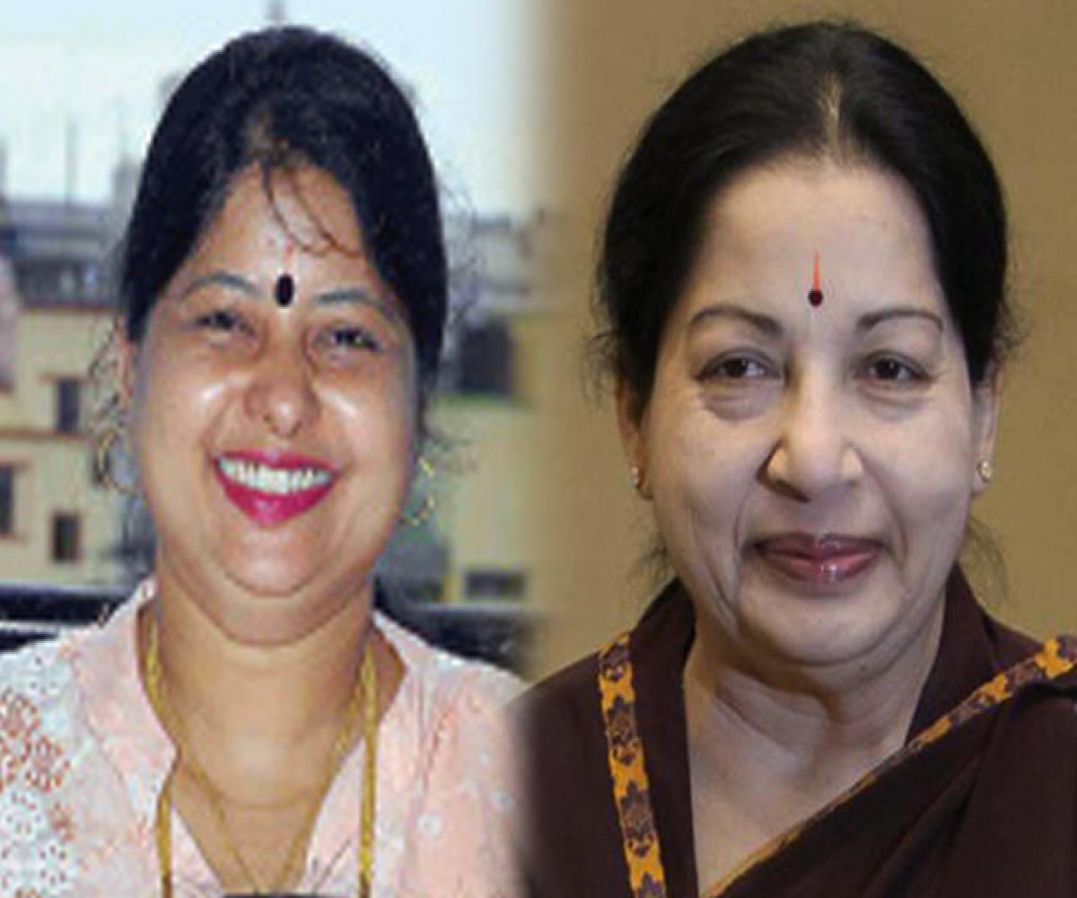 I never told Amrutha she's Jayalalithaa's child: Late CM's