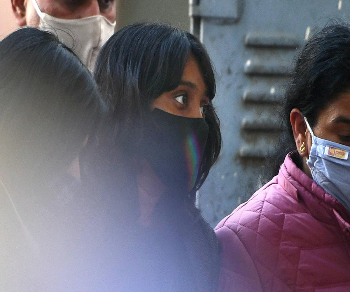 Disha Ravi gets bail nine days after her arrest in 'toolkit' case
