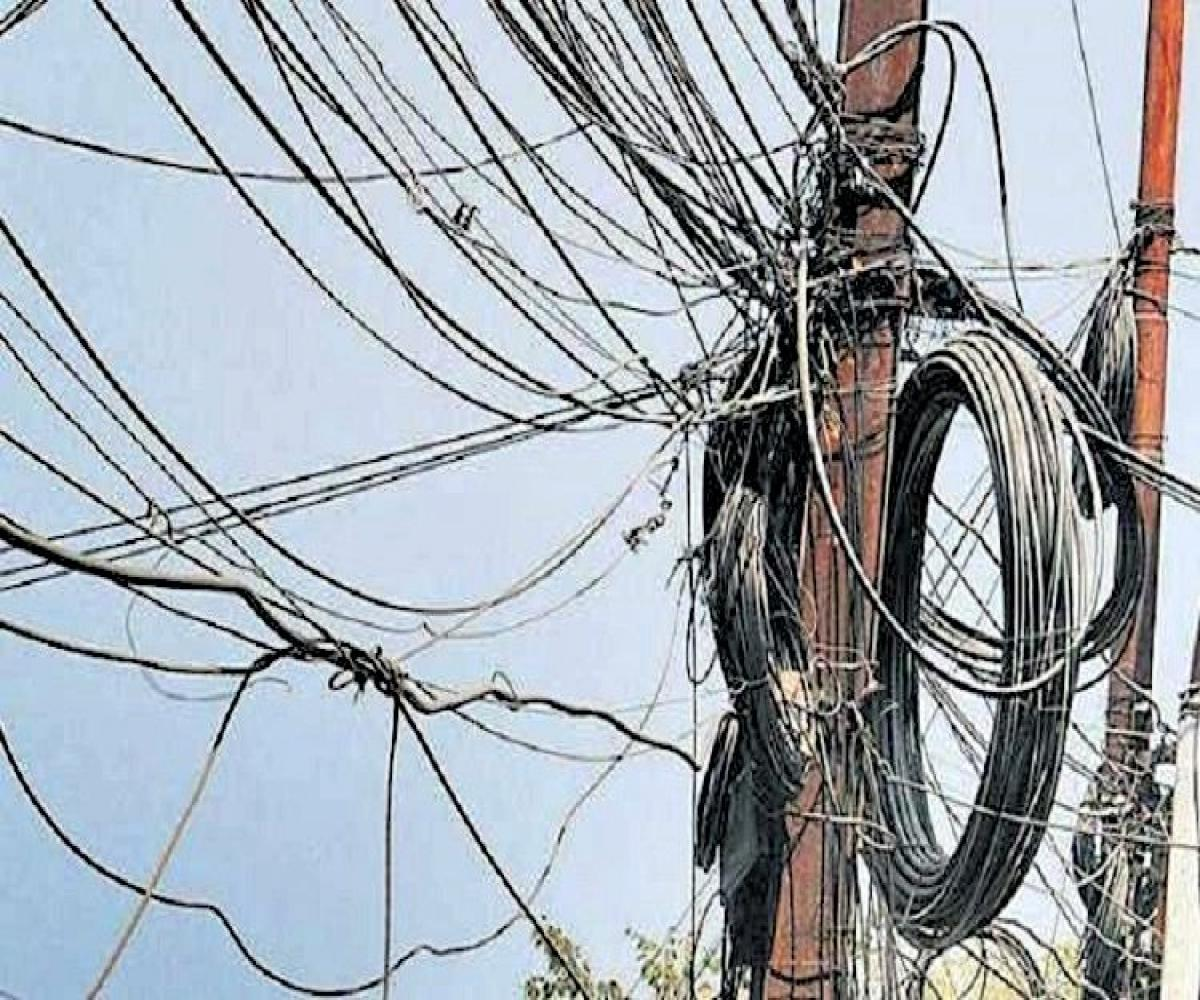 Bengaluru agency to finally start laying power cables ... on