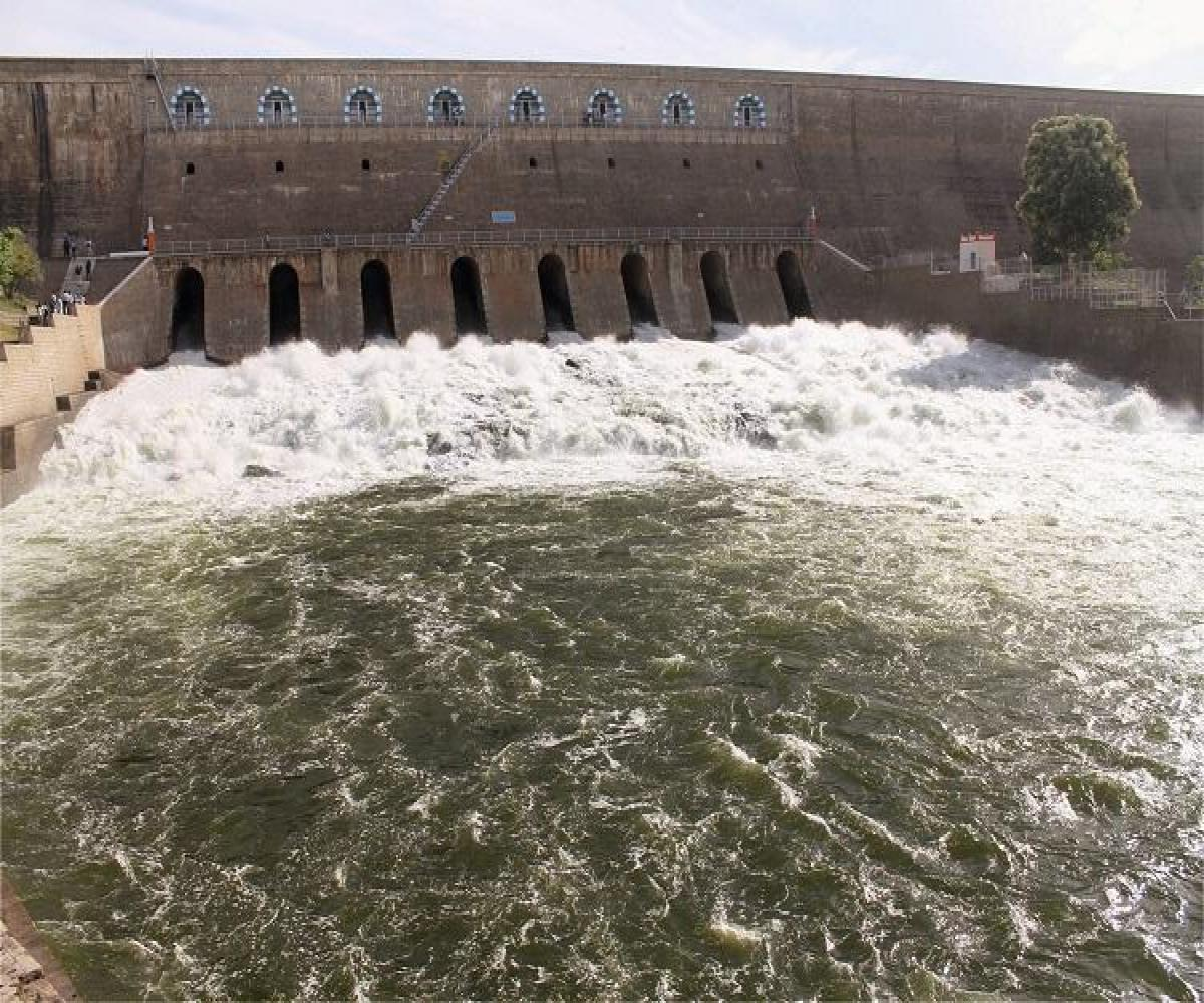Image result for Water shortage in Mettur Dam ...