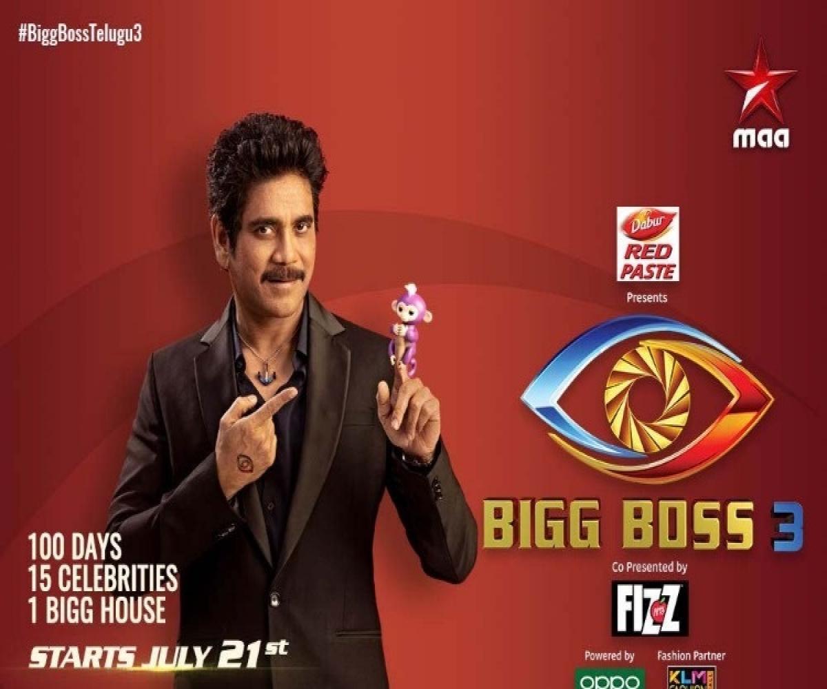 Amidst sexual harassment row, 'Bigg Boss' Telugu to begin