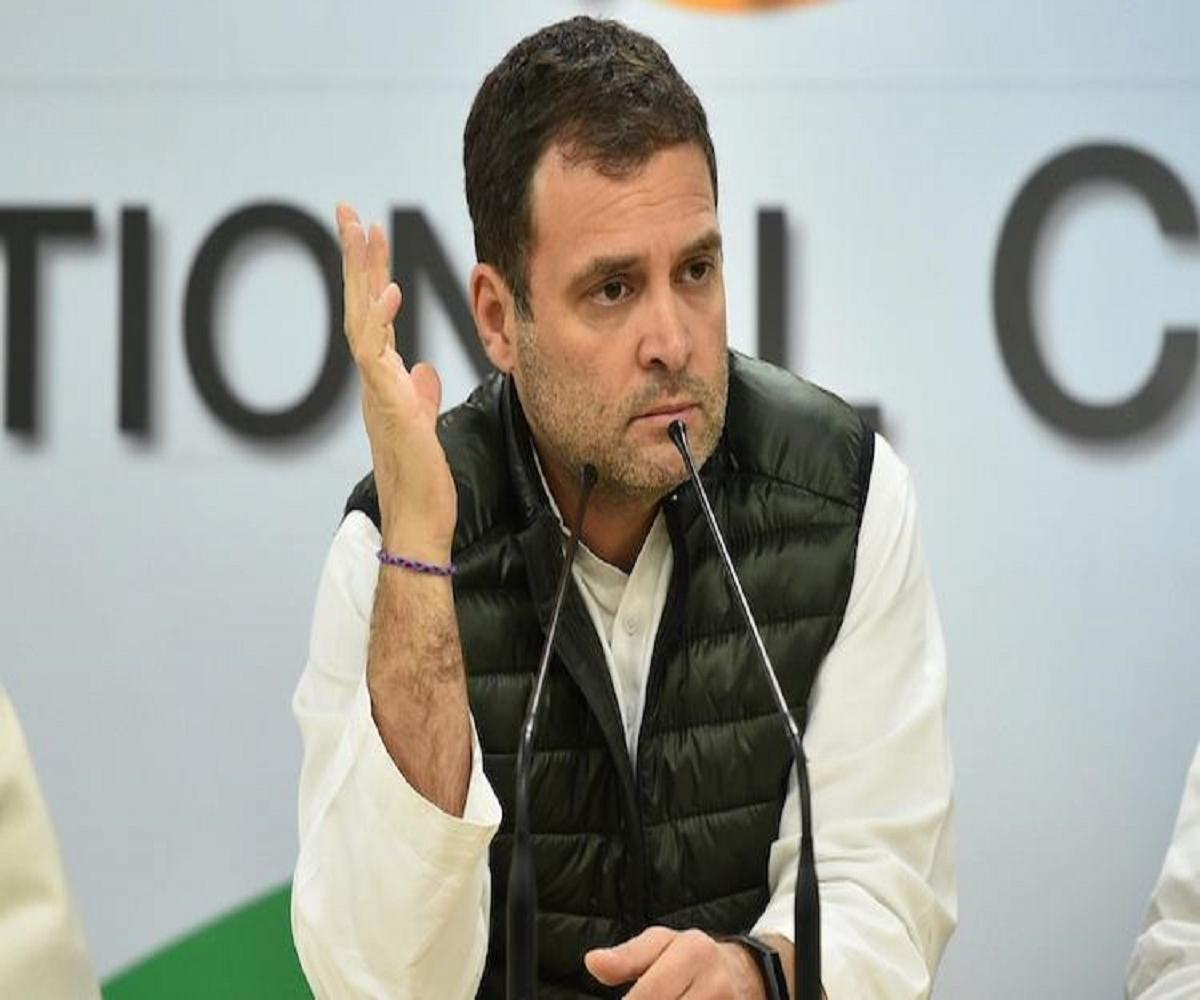 'Halt COVID-19 vaccine exports, inoculate all who need it': Rahul Gandhi writes to PM