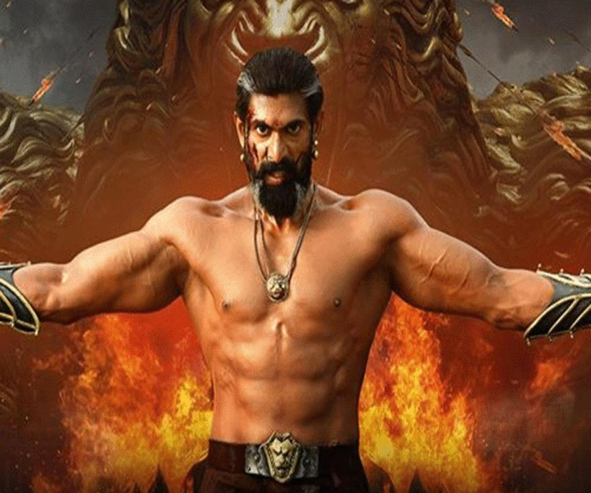 Netflix asks about favourite villain, Rana Daggubati quotes 'Baahubali'