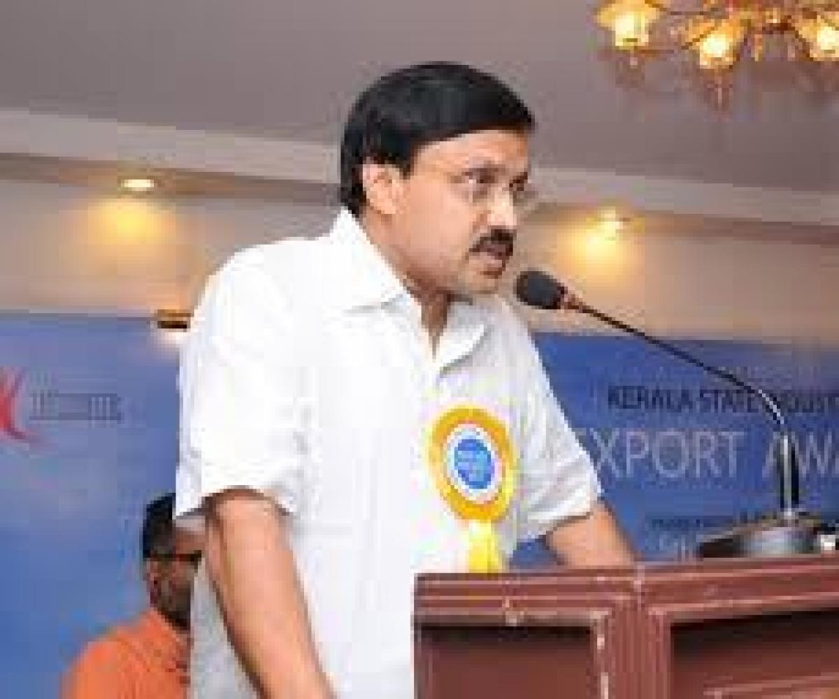TO Sooraj, IAS officer accused of amassing wealth in Kerala
