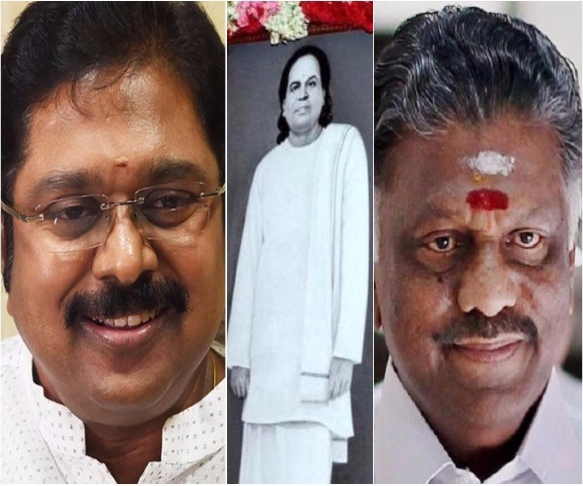 The Thevar factor: Who is the 'real' AIADMK for the dominant OBC
