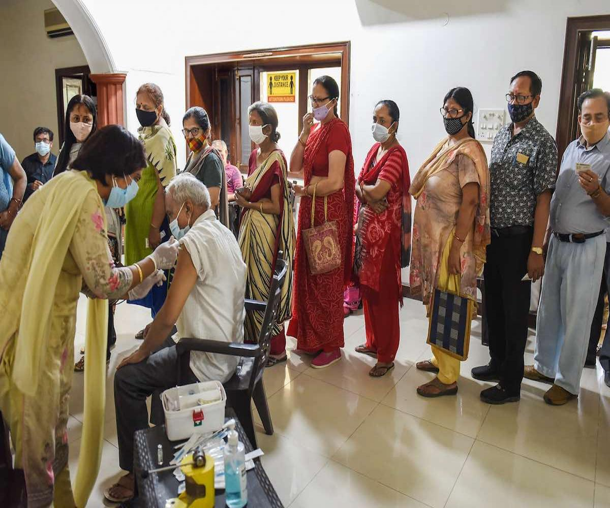 FAQs about India's COVID-19 vaccination policy, answered.