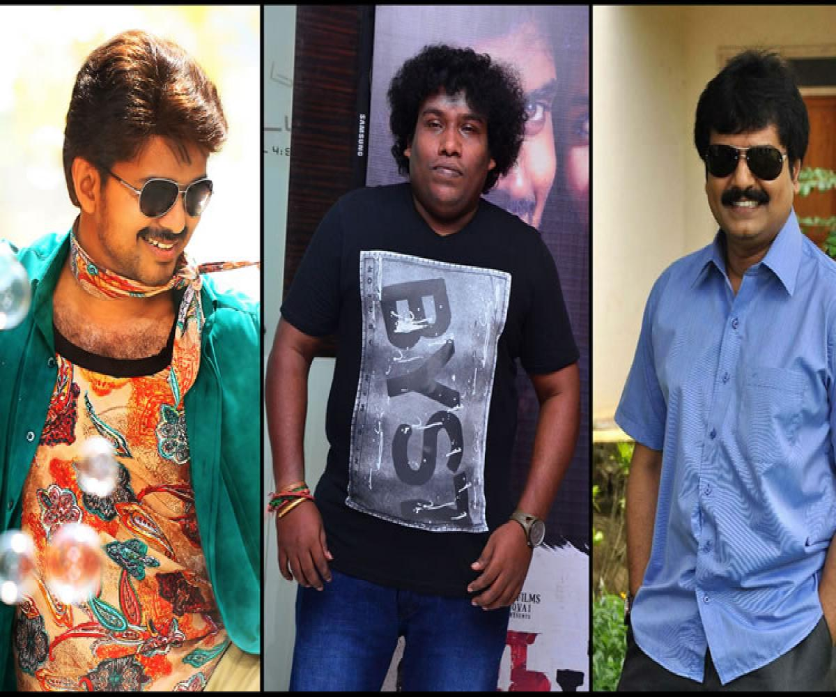 Vivek and Yogi Babu land crucial roles in 'Thalapathy 63'? | The