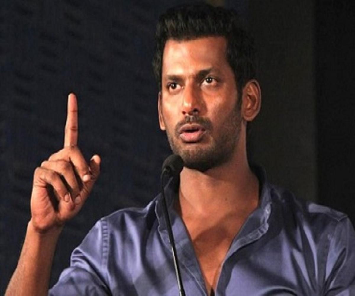 Actor Vishal's film and political stumbles aside, it's too