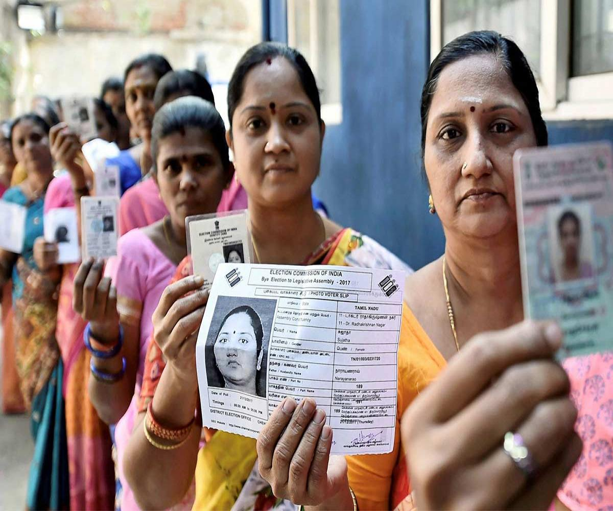 Tamil Nadu records overall voter turnout of 71.79%
